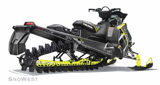 Polaris 2017: Everything You Need to Know About the 2017 Polaris RMK Mountain Sleds | Snowest Magazine