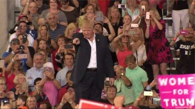 Tổng thống Trump