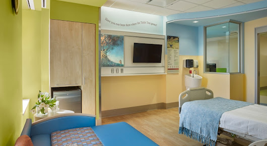 Four Parts of the Pediatric Inpatient Unit of the Future: Part 1