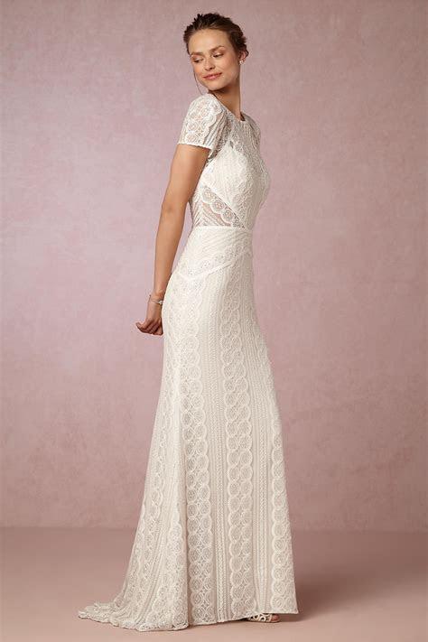 Fancy Friday   BHLDN Wedding Gowns