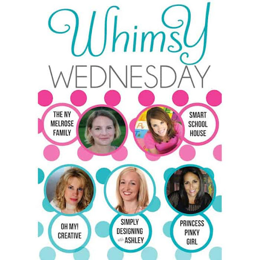Whimsy Wednesday {166} - Simply Designing with Ashley