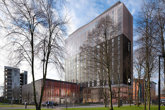 Revealed: University unveils plan for 300-room hotel and business centre