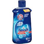 FINISH 75713CT Jet-Dry Rinse Agent, 8.45oz Bottle, 8/Carton