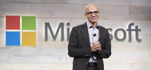 Microsoft's CEO Sent an Extraordinary Email to Employees After They Committed an Epic Fail | Employee Engagement