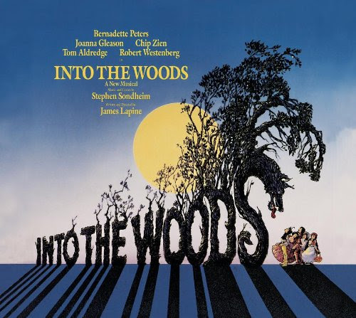 Into the Woods album art