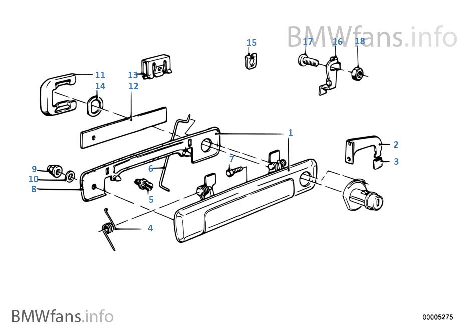 Schaltplan Bmw E24 635 Csi