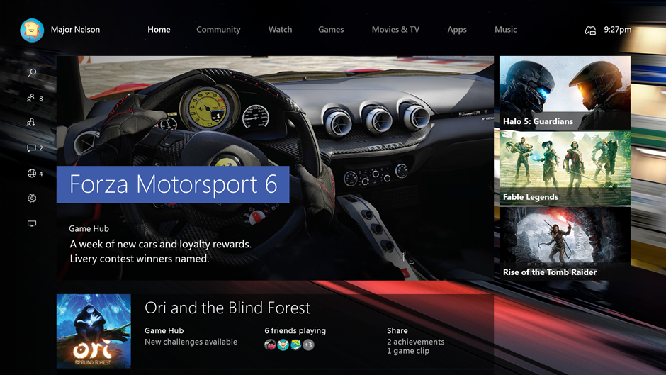 Invites for the Windows 10 on Xbox One preview to start rolling out at 6 p.m. PT