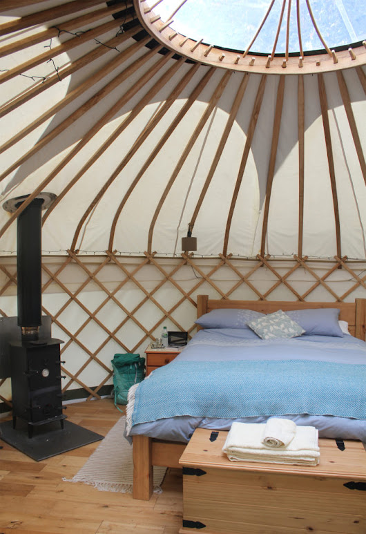 A Glorious Autumn Weekend of Glamping at Round The Woods in Norfolk