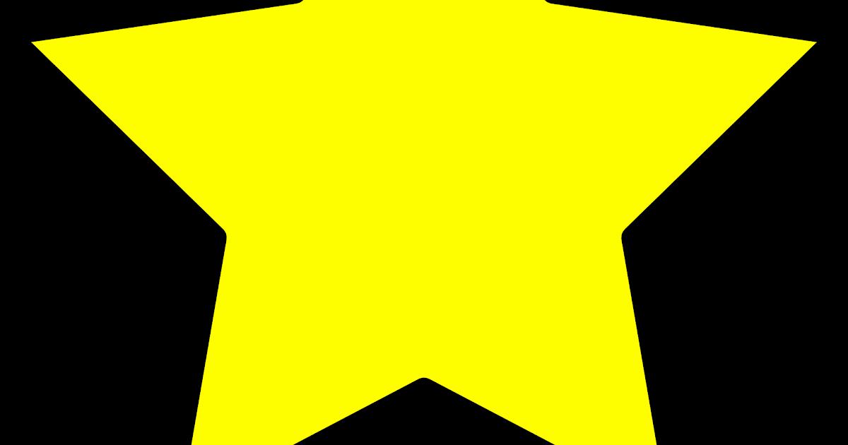 Gambar Bintang Vector - Gambarrrrrrr