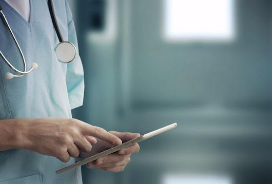 VMwareVoice: The Digital Workspace And Healthcare's Mobile Focus