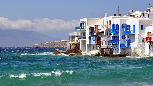 Touring the Greek Islands on a Mediterranean Cruise | Travel Blue Book