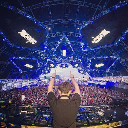 Clockwork - Live at EDC 2013
