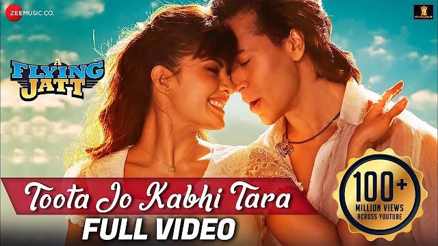 Toota jo kabhi tara lyrics - Atif Aslam & Sumedha karmahe | lyrics for romantic song