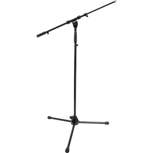 Dr Pro Tripod Mic Stand with Telescoping Boom DR210