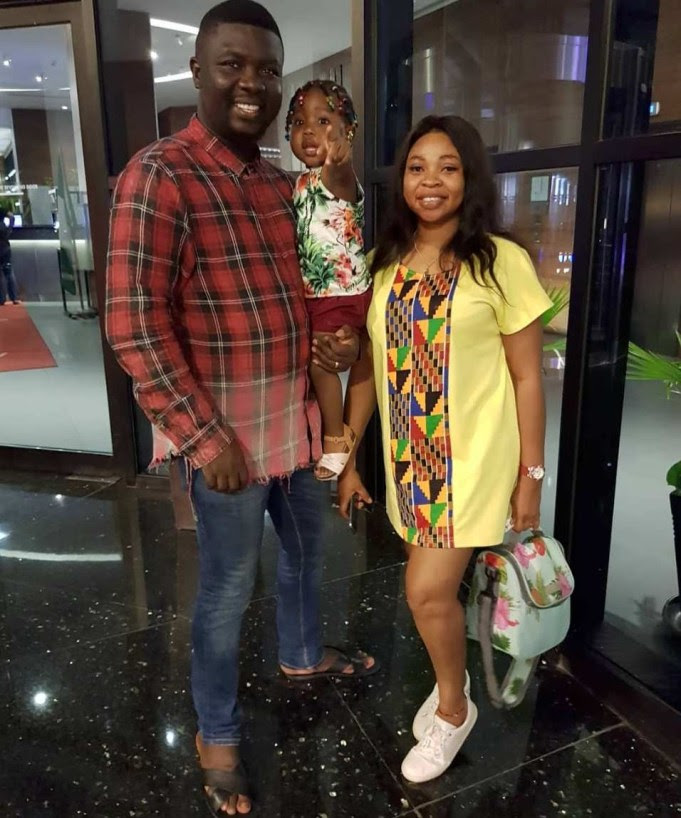 Seyi Law Slams Follower After The Follower Slammed His Wife's Dressing (Pic)
