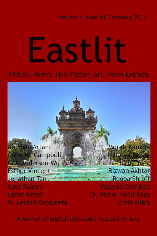 Eastlit February 2017: Asian Literature. Poetry. Fiction, Art.