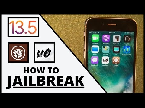 How to Jailbreak iOS 13.5: No Computer! Every iPhone, iPad, iPod Touch - Unc0ver