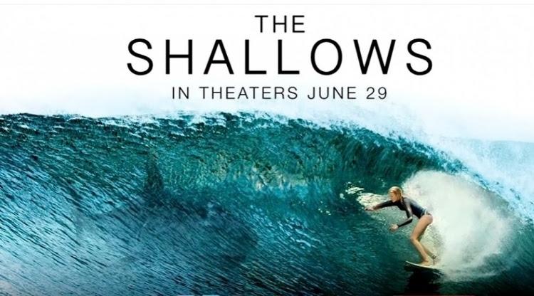 Resultado de imagem para The Shallows 2016