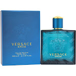 Versace Eros Eau De Toilette Spray - 3.4 oz bottle