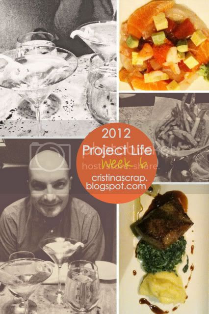 Project Life 2012 - Week 6