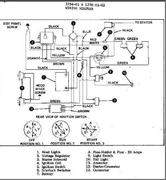 14+ Bobcat 741 Wiring Diagram