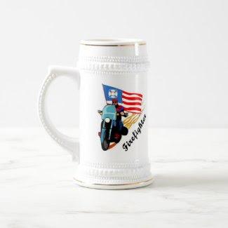 FF Bikers mug