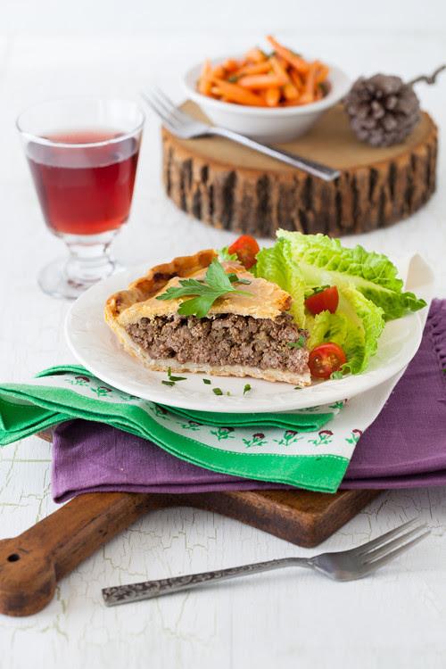 Tourtière Canadian Meat Pie 2