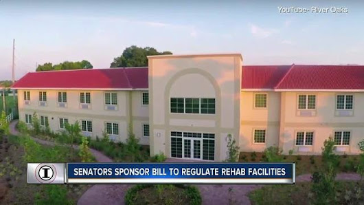 "New federal drug rehab bill inspired by ""Florida Shuffle"""