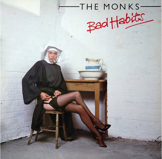 Monks Nice Legs Shame About Her Face