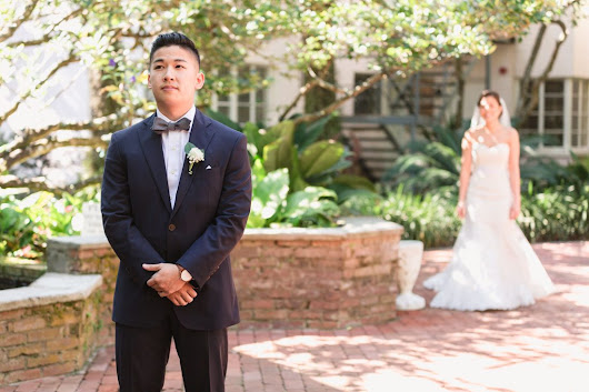 Orlando Wedding Photography Advice | First Look