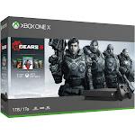 Microsoft Xbox One X Gears 5 Bundle - 1 TB - Black