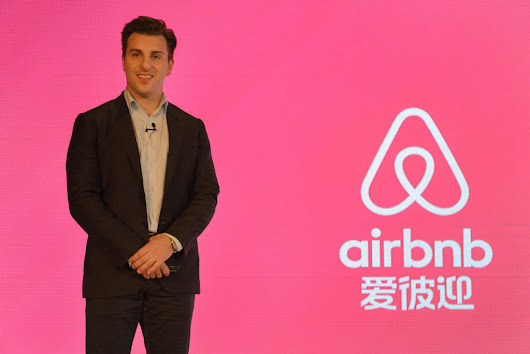 Airbnb has a new name in China: Aibiying