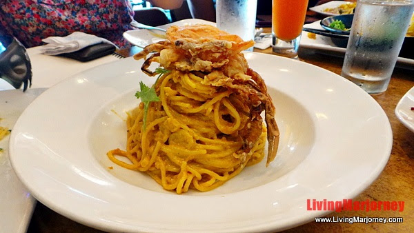 Softshell Crab Pasta, Photo by LivingMarjorney on Flickr