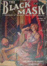 Black Mask - October 1921