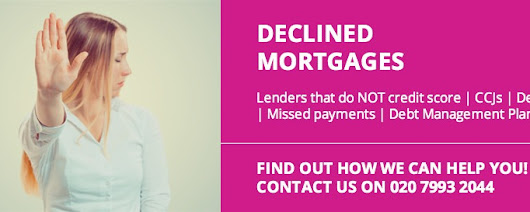 Bad Credit Mortgage - Mortgage Broker in London