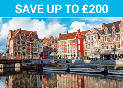 Save up to £200 - Treasures of Medieval Flanders