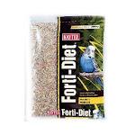 Kaytee Forti-Diet Parakeet Food, Nutritionally Fortified - 5 lb