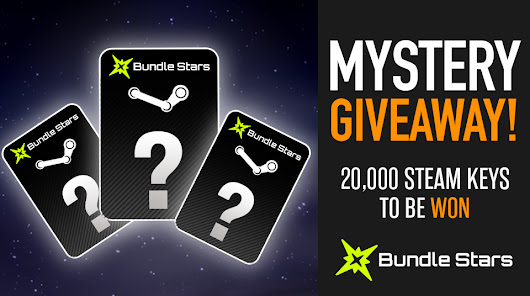 Bundle Stars Mystery Steam Key Contest featuring FragHero