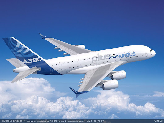 Airbus presents the A380plus — Aviogeek