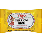 Vigo Yellow Rice - 8 Ounce -PACK 12
