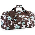 Pacific Coast Highland Women's Medium 22 inch Travel Duffel Bag, Blue