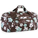"Pacific Coast Highland Women's Medium 22"" Travel Duffel Bag Hawaiian Blue 2"
