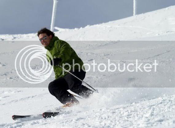 Programa Deportivo Municipal 2012 de Actividades en la Nieve