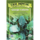 High Mowing Organic Seeds Organic Georgia Collards Seeds 1 Packet