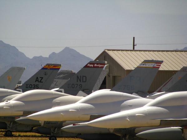 Boeing fue contratado por la USAF para convertir 126 F-16 para la versión QF-16 para prácticas de tiro aéreo, pero Cejas dijo que el requisito de la USAF a largo plazo es de un total de 210 QF-16, de acuerdo con presupuestos futuros.
