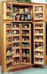 Kitchen Pantry Cupboard Design Ideas - Awesome Kitchen Pantry ...