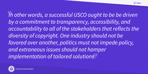 Bringing The US Copyright Office Into The 21st...