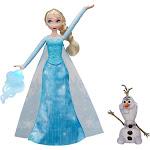 Frozen Icy Lights Elsa Doll