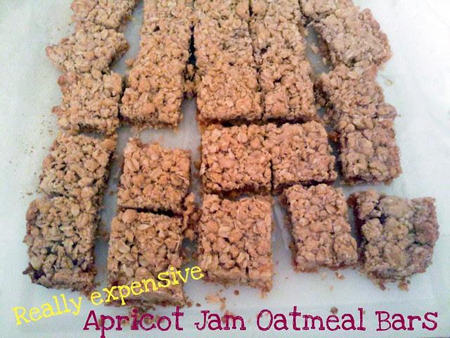 Apricot Jam Bars