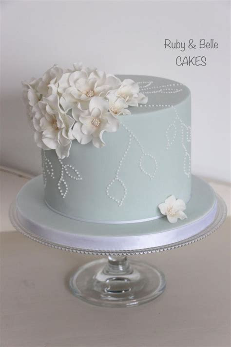Best 25  Single tier cake ideas on Pinterest